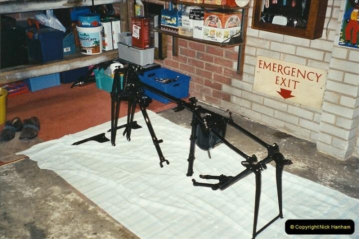 2001-04-20 to 2002-05-20 BSA restoration work.  (11)034