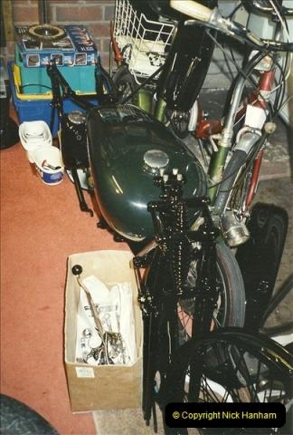 2001-04-20 to 2002-05-20 BSA restoration work.  (15)038