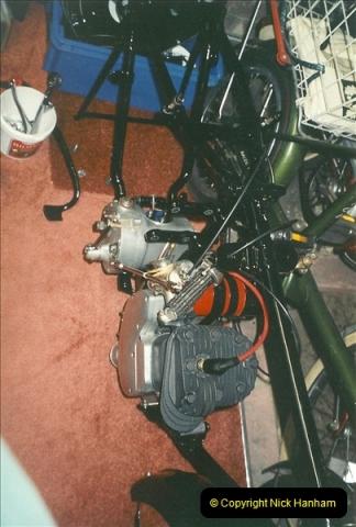 2001-04-20 to 2002-05-20 BSA restoration work.  (21)044