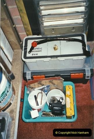 2001-04-20 to 2002-05-20 BSA restoration work.  (23)046