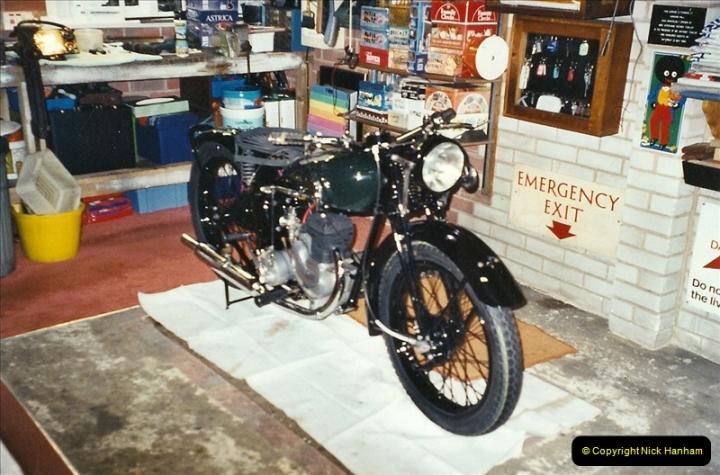 2001-04-20 to 2002-05-20 BSA restoration work.  (24)047