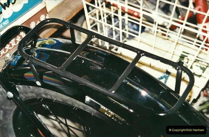 2001-04-20 to 2002-05-20 BSA restoration work.  (28)051