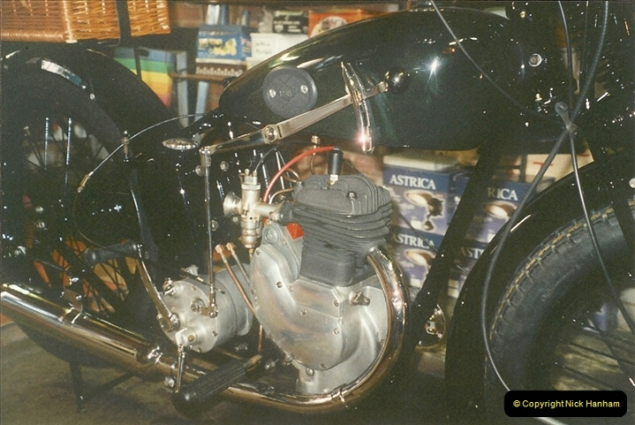 2001-04-20 to 2002-05-20 BSA restoration work.  (29)052