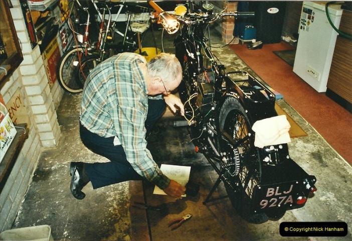 2001-04-20 to 2002-05-20 BSA restoration work.  (36)059