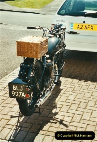 2001-04-20 to 2002-05-20 BSA restoration work.  (41)064