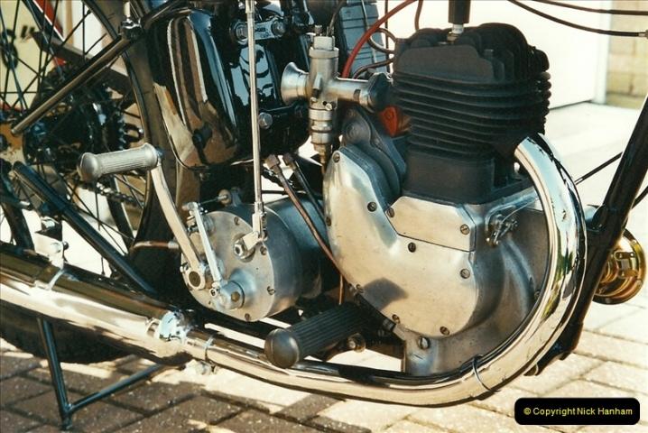 2001-04-20 to 2002-05-20 BSA restoration work.  (47)070