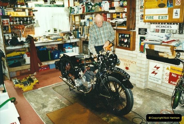 2001-04-20 to 2002-05-20 BSA restoration work.  (50)073