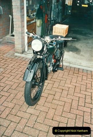 2001-04-20 to 2002-05-20 BSA restoration work.  (56)079