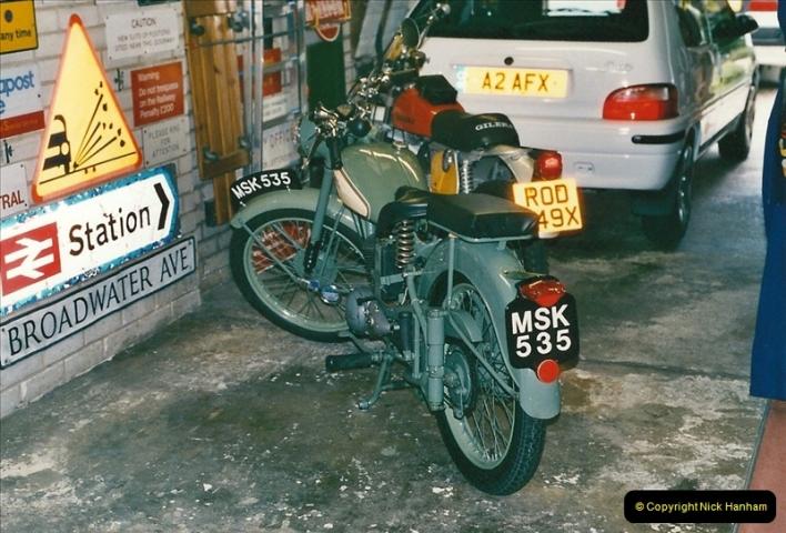 2005-06-20 to 2005-11-05 Bikes.  (12)157