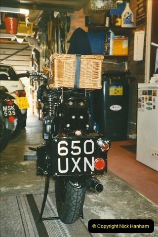 2005-06-20 to 2005-11-05 Bikes.  (8)153