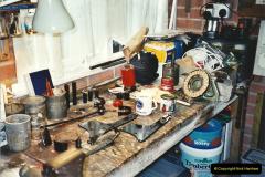 2001-04-20 to 2002-05-20 BSA restoration work.  (2)025