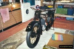 2001-04-20 to 2002-05-20 BSA restoration work.  (22)045