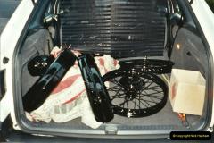 2001-04-20 to 2002-05-20 BSA restoration work.  (7)030