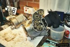 2001-04-20 to 2002-05-20 BSA restoration work.  (9)032
