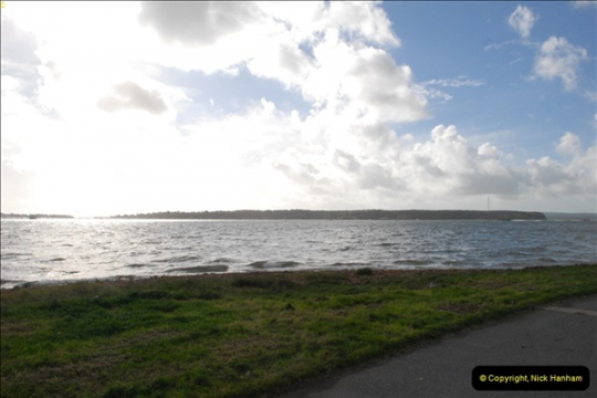 Brownsea Island Poole Harbour 18 October 2012