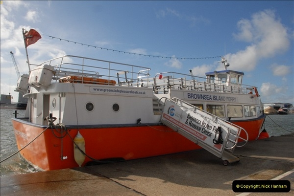 2012-10-18 Visit to Brownsea Island, Poole Harbour, Dorset.  (12)012