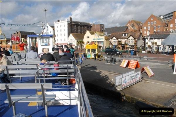 2012-10-18 Visit to Brownsea Island, Poole Harbour, Dorset.  (18)018