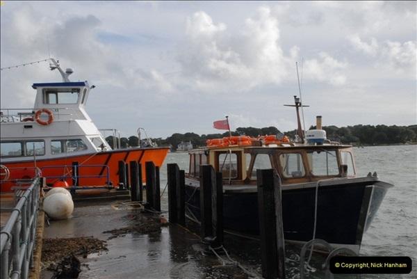 2012-10-18 Visit to Brownsea Island, Poole Harbour, Dorset.  (55)055
