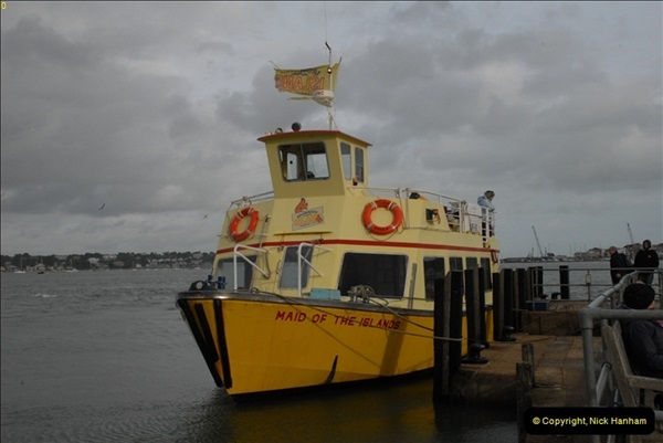 2012-10-18 Visit to Brownsea Island, Poole Harbour, Dorset.  (96)096