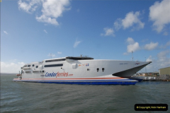 2012-10-18 Visit to Brownsea Island, Poole Harbour, Dorset.  (31)031
