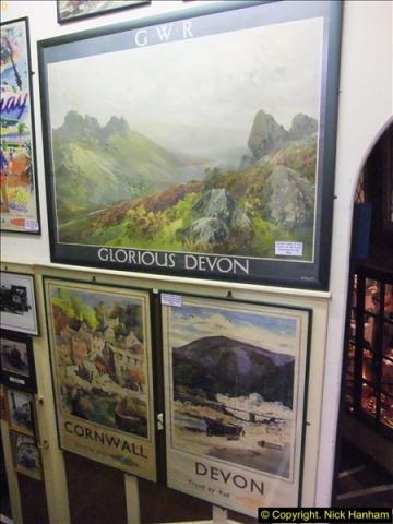 Bygone's Museum, St. Marychurch, Torquay, Devon (103)103