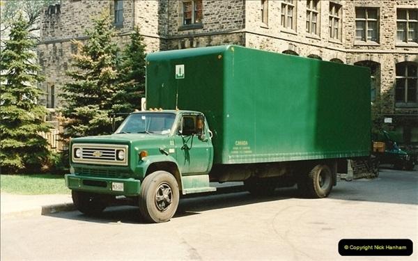 1992 May. Canada   (46)46