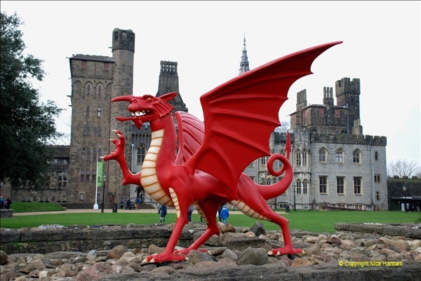 2019-01-04 Cardiff Castle.  (14)14