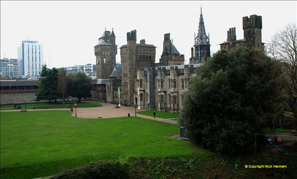 2019-01-04 Cardiff Castle.  (45)45