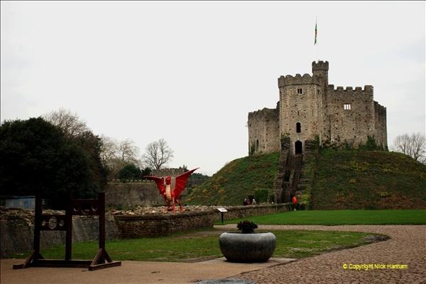 2019-01-04 Cardiff Castle.  (8)08