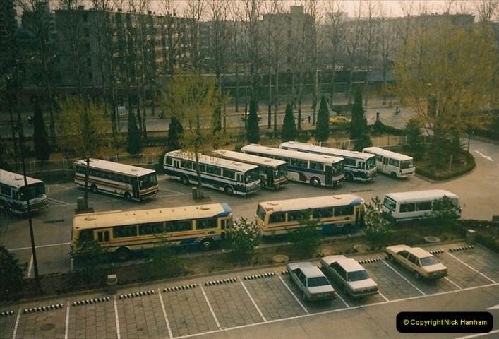 China & Hong Kong April 1993.  (10)