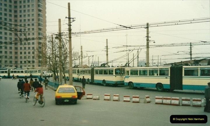 China & Hong Kong April 1993.  (18)