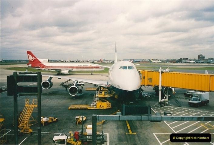 China & Hong Kong April 1993.  (2)