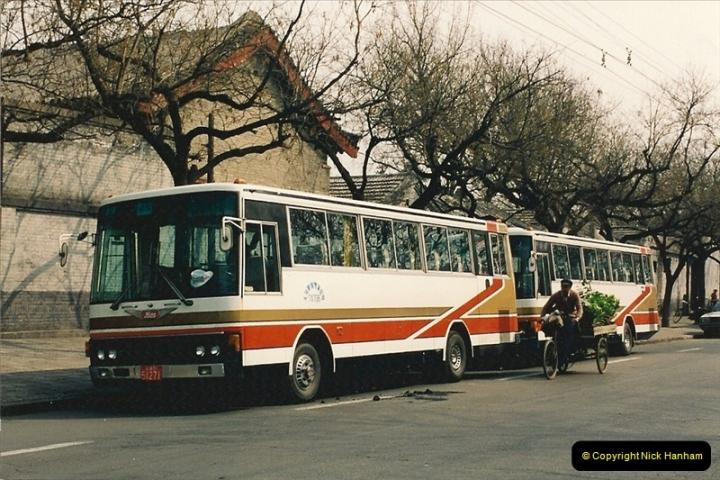 China & Hong Kong April 1993.  (23)