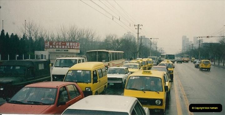 China & Hong Kong April 1993.  (29)