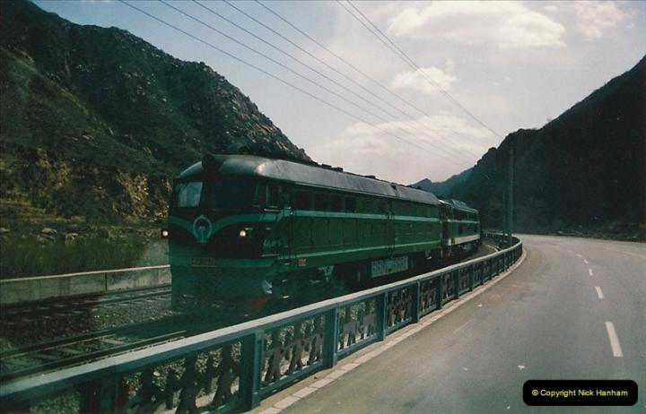 China & Hong Kong April 1993.  (42)