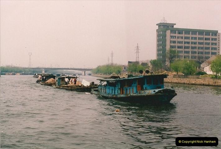 China & Hong Kong April 1993.  (62)