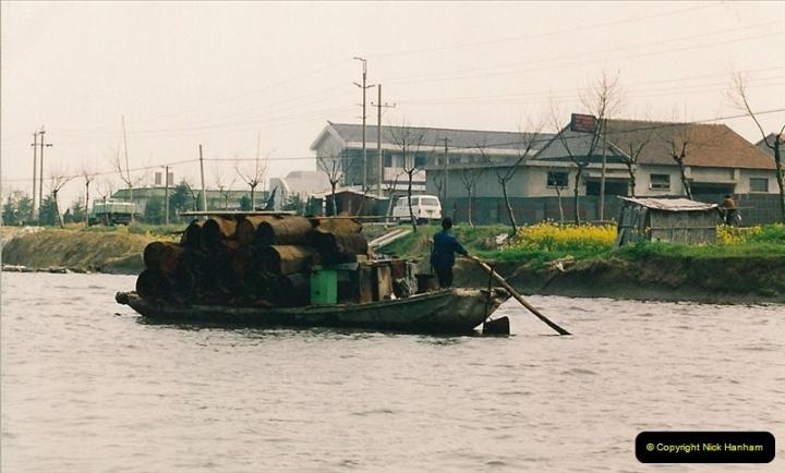 China & Hong Kong April 1993.  (69)