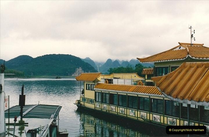 China & Hong Kong April 1993.  (89)