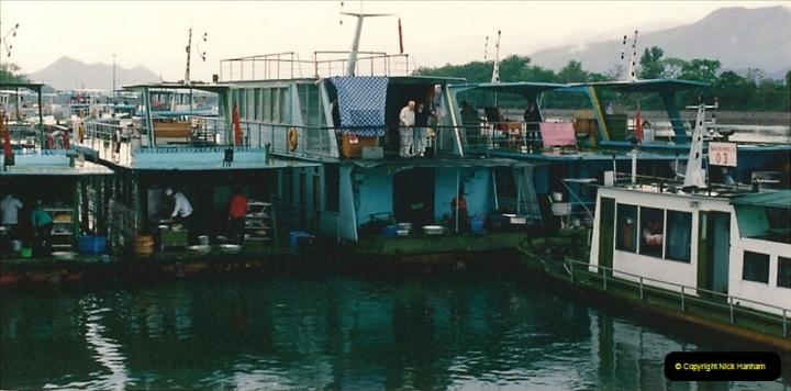 China & Hong Kong April 1993.  (90)