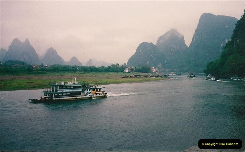 China & Hong Kong April 1993. Picture (101) 101