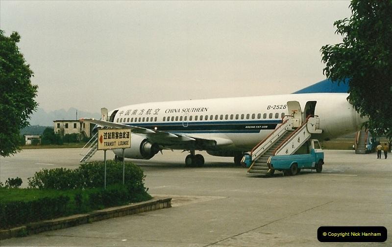 China & Hong Kong April 1993. Picture (104) 104
