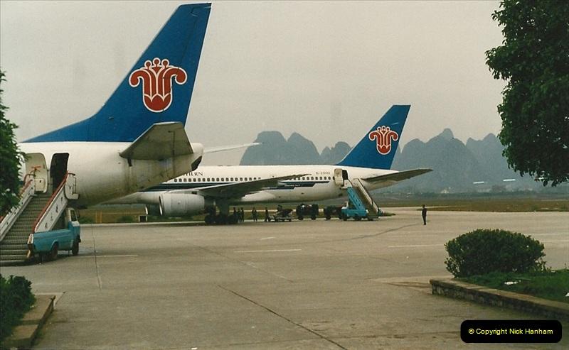 China & Hong Kong April 1993. Picture (105) 105