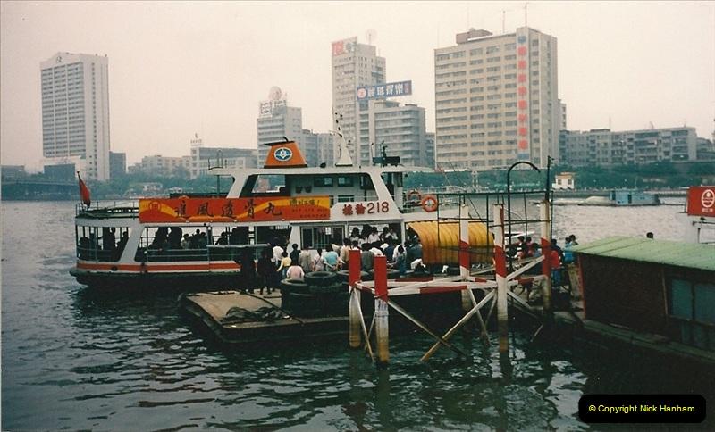 China & Hong Kong April 1993. Picture (108) 108