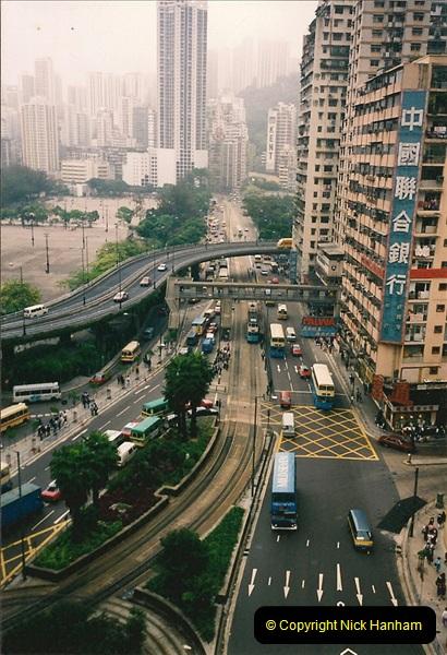 China & Hong Kong April 1993. Picture (113) 113