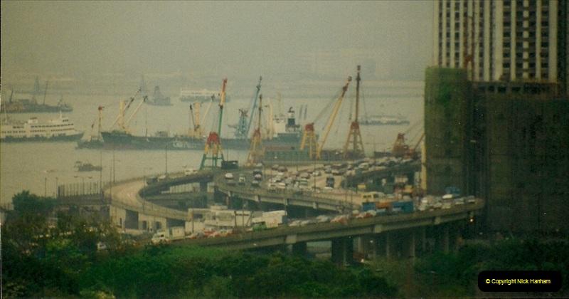 China & Hong Kong April 1993. Picture (114) 114