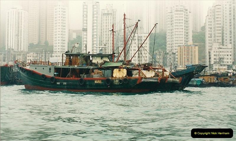 China & Hong Kong April 1993. Picture (117) 117