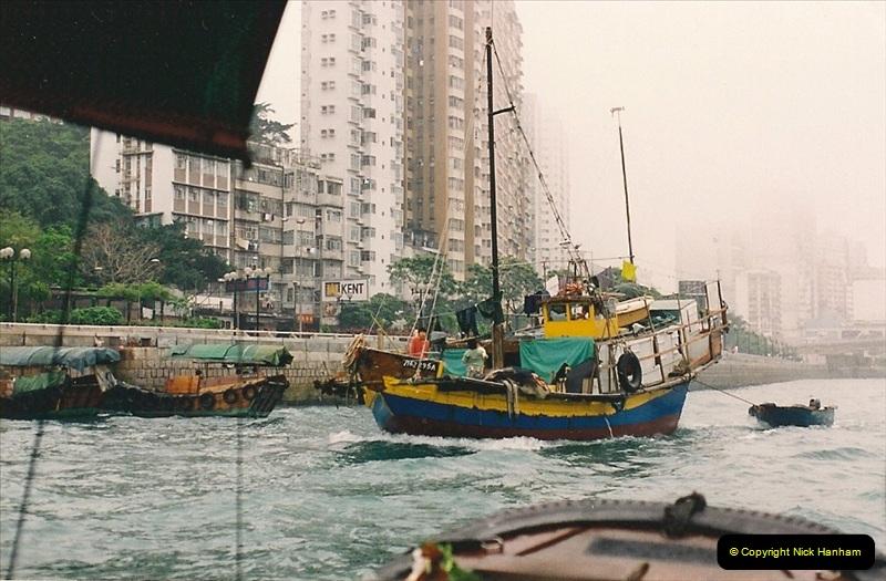 China & Hong Kong April 1993. Picture (119) 119