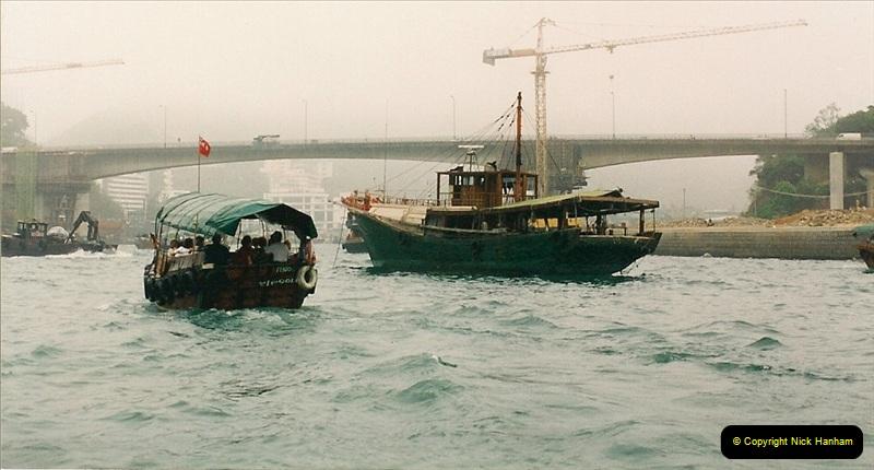 China & Hong Kong April 1993. Picture (120) 120