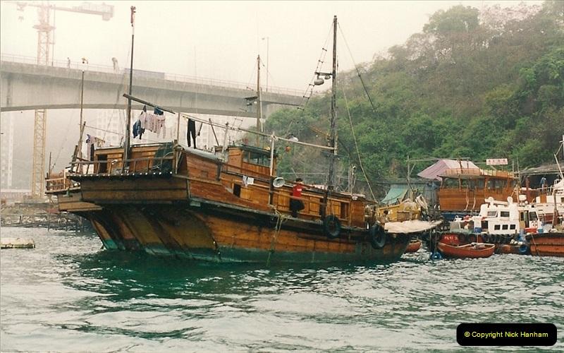 China & Hong Kong April 1993. Picture (126) 126