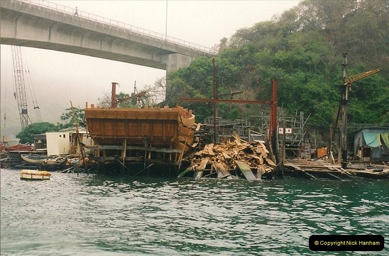 China & Hong Kong April 1993. Picture (127) 127